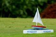 2013年 ウィンダム選手権 最終日 ティマーク