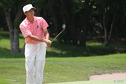 2013年 関西オープンゴルフ選手権競技 初日 横尾要