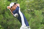 2013年 関西オープンゴルフ選手権 2日目 大堀裕次郎