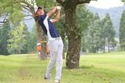2013年 関西オープンゴルフ選手権競技 2日目 大堀裕次郎