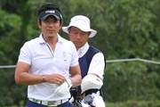 2013年 関西オープンゴルフ選手権 2日目 矢野東