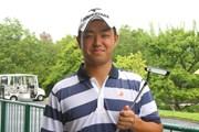 2013年 関西オープン 3日目 時松隆光