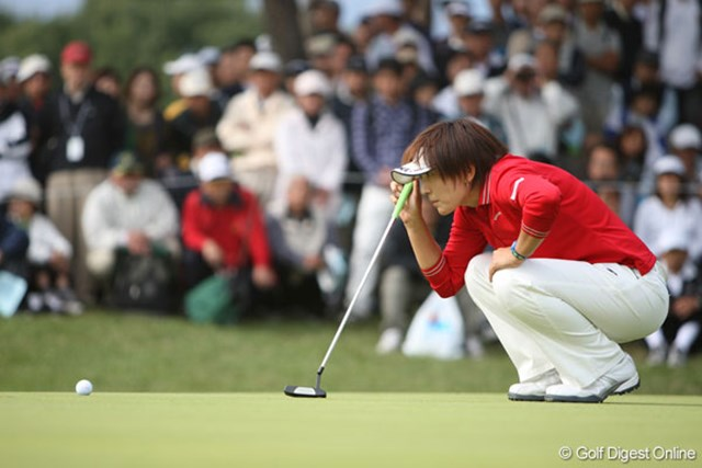 茂木宏美は伸び悩み、2位タイで終了。ホームコースで勝利を飾れなかった