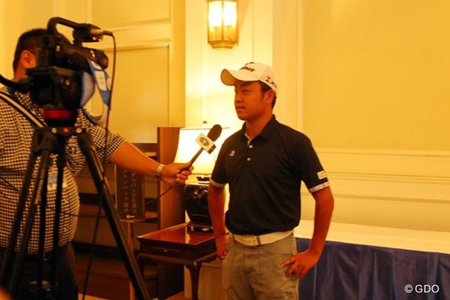 5位タイで日本オープンの出場資格を掴んだ時松隆光