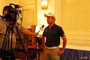 2013年 関西オープンゴルフ選手権競技 最終日 時松隆光
