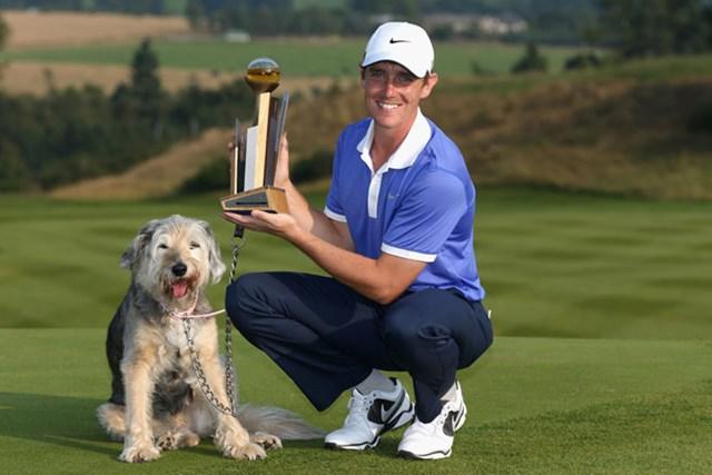 プレーオフの末、ツアー初優勝を飾った22歳のトミー・フリートウッド(Warren Little/Getty Image)