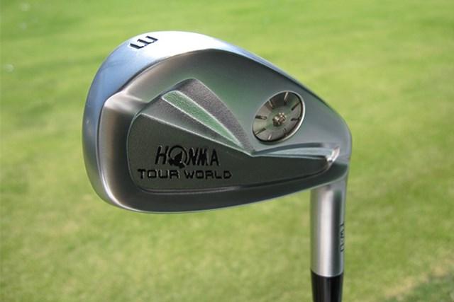 新製品レポート 本間ゴルフ ツアーワールド TW-U 男子プロのお気に入り!「本間ゴルフ ツアーワールド TW-U」を試打レポート