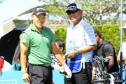 2013年 VanaH杯KBCオーガスタゴルフトーナメント 初日 藤本佳則