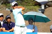2013年 VanaH杯KBCオーガスタゴルフトーナメント 初日 川村昌弘