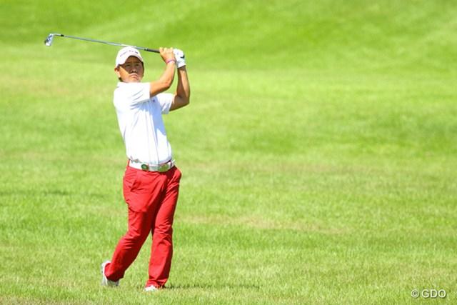 2013年 VanaH杯KBCオーガスタゴルフトーナメント 初日 藤田寛之 2オーバー85位タイで初日終了。ちょいと、ゲーム勘が…?