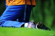 2013年 ニトリレディスゴルフトーナメント 初日 カメラマン