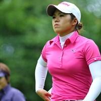 さくらアカデミー出身の西美貴子。先輩にも、後輩にも刺激は多い 2013年 ニトリレディスゴルフトーナメント 2日目 西美貴子