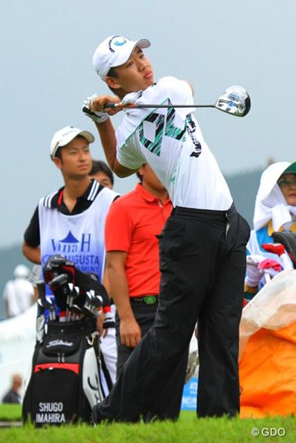 2013年 VanaH杯KBCオーガスタゴルフトーナメン 3日目 グァン・ティンラン 日本ツアー初挑戦は残念ながら予選落ち。週明けからは学校が始まるそう。