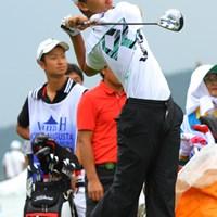 日本ツアー初挑戦は残念ながら予選落ち。週明けからは学校が始まるそう。 2013年 VanaH杯KBCオーガスタゴルフトーナメン 3日目 グァン・ティンラン