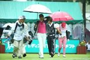 2013年 ニトリレディスゴルフトーナメント 最終日 リ・エスド