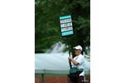 2013年 ニトリレディスゴルフトーナメント 最終日 キャリングボード