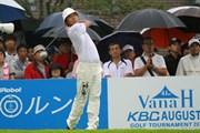 2013年 VanaH杯KBCオーガスタゴルフトーナメン 最終日 片山晋呉
