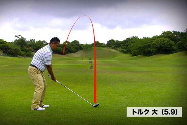 ゴルフクラブの取扱説明書 Vol.3 シャフトで球をつかまえる! 4P