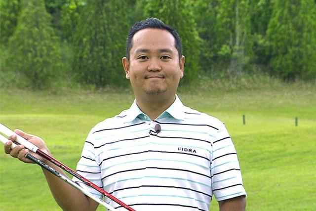 ゴルフクラブの取扱説明書 Vol.3 シャフトで球をつかまえる! 5P