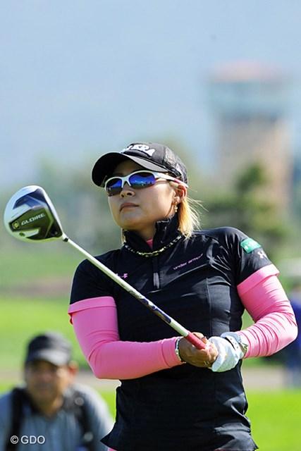 2013年 ゴルフ5レディスプロゴルフトーナメント 最終日 馬場ゆかり 2020年東京五輪開催時には38歳となる馬場ゆかりも代表の座を狙う