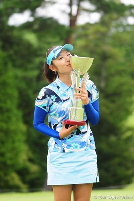 「全英女子」覇者、申智愛に競り勝った!通算3勝目を挙げた藤田幸希