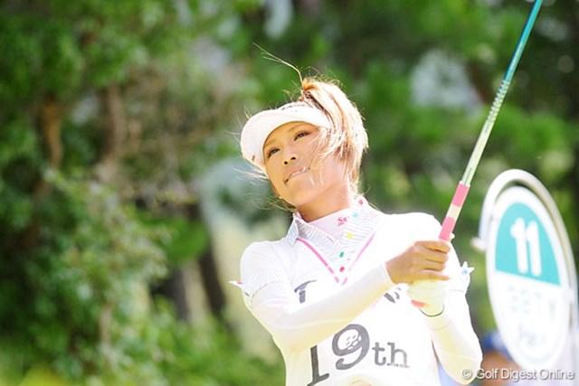 驚異的な猛追を見せた金田久美子。やはり潜在能力は計り知れない