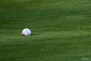2013年 ザ・エビアン選手権 3日目 ボール