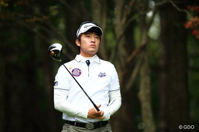 2013 ANAオープンゴルフトーナメント 初日 SJパク 韓国の選手は日本女性にモテる