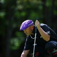 めっちゃ面白いけれど、本当はすごくシャイな方だと思う。 2013 ANAオープンゴルフトーナメント 初日 すし石垣