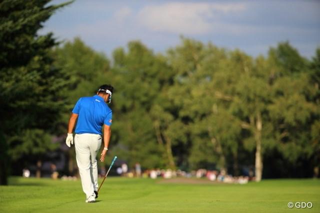 2013 ANAオープンゴルフトーナメント 初日 松山英樹 またしても。。。