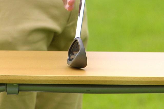 ゴルフクラブの取扱説明書 Vol.4 アイアンのお助け機能とは? 3P