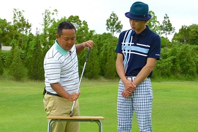 ゴルフクラブの取扱説明書 Vol.4 アイアンのお助け機能とは? 5P