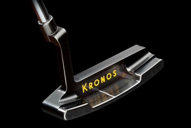 米国からこだわりのパター『KRONOS GOLF』