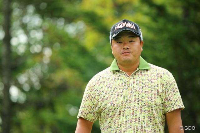 2013年 ANAオープンゴルフトーナメント 2日目 小田孔明 予選ラウンドを66-68で10アンダー。2季ぶりの勝利を狙う小田が単独首位へと躍り出た。