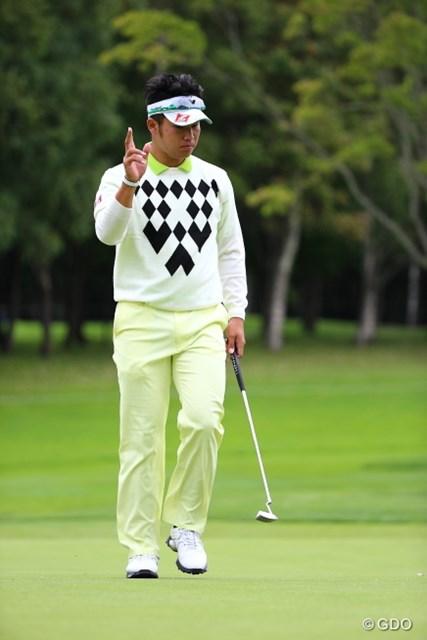 2013年 ANAオープンゴルフトーナメント 2日目 松山英樹 まだ本調子ではないところが、怖いところ。松山は首位に5打差で大会を折り返した。