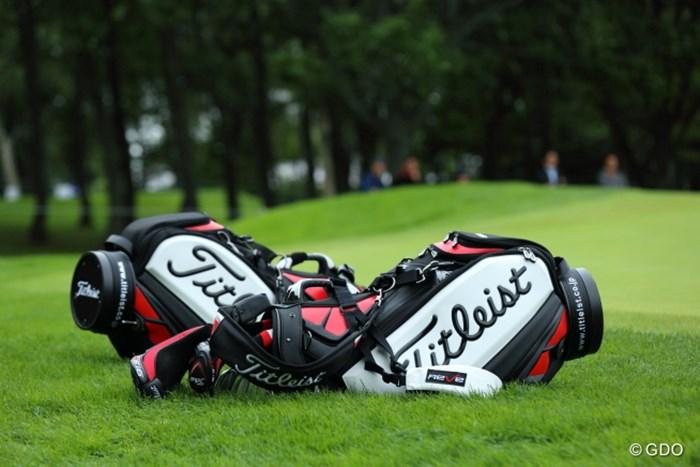 タイトリストスリトイタ。 2013年 ANAオープンゴルフトーナメント 2日目 タイトリスト