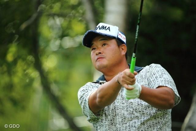 2013年 ANAオープンゴルフトーナメント 3日目 小田孔明 過去5勝はすべて最終日を首位からスタート。小田孔が得意の逃げ切り態勢を作った。