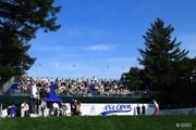 2013年 ANAオープンゴルフトーナメント 3日目 1番ティ