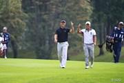 2013年 ANAオープンゴルフトーナメント 3日目 薗田峻輔&小平智