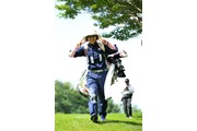 2013年 ANAオープンゴルフトーナメント 3日目 キャディ