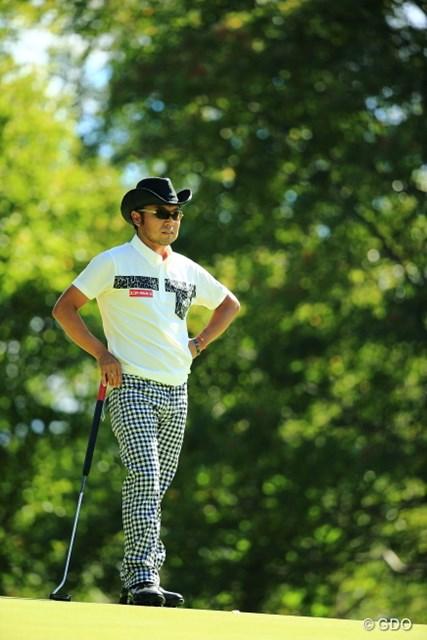 2013年 ANAオープンゴルフトーナメント 最終日 片山晋呉 逆転はならなかったが…片山の復活優勝の時は着実に近づいている。
