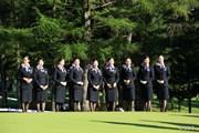 2013年 ANAオープンゴルフトーナメント 最終日 CA