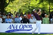 2013年 ANAオープンゴルフトーナメント 最終日 ソン・ヨンハン