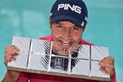 2013年 イタリアオープン 最終日 ジュリアン・ケン
