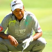 生まれ育ったコースで無念の予選落ちに終わった井戸木。 2013年 アジアパシフィックオープンゴルフチャンピオンシップ パナソニックオープン 2日目 井戸木鴻樹