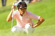 2013年 アジアパシフィックオープンゴルフチャンピオンシップ パナソニックオープン 3日目 山下和宏
