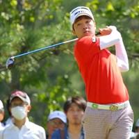 今季2勝目へ王手をかけたS.J.パク。68で単独首位の座を奪った。 2013年 アジアパシフィックオープンゴルフチャンピオンシップ パナソニックオープン 3日目 S.J.パク