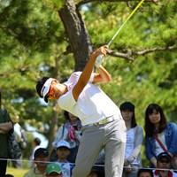16歳の中国アマ。なんちゅうフォロー。 2013年 アジアパシフィックオープンゴルフチャンピオンシップ パナソニックオープン 3日目 リュウ・アンイ
