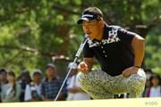 2013年 アジアパシフィックオープンゴルフチャンピオンシップ パナソニックオープン 3日目 平塚哲二
