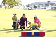 2013年 ミヤギテレビ杯ダンロップ女子オープンゴルフトーナメント 2日目 スナッグゴルフ